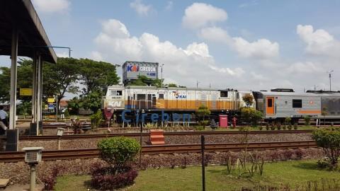 6 Kereta di Daop 3 Cirebon Tetap Beroperasi saat Masa Larangan Mudik