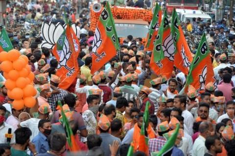 Partai PM India Kalah dalam Pilkada di Tengah Krisis Covid-19
