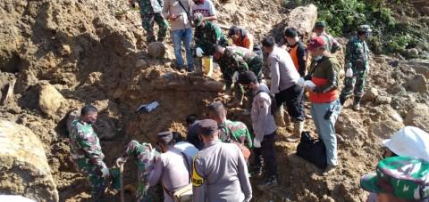 Update Longsor Tapanuli Selatan, Korban Tewas Bertambah Jadi 5 Orang