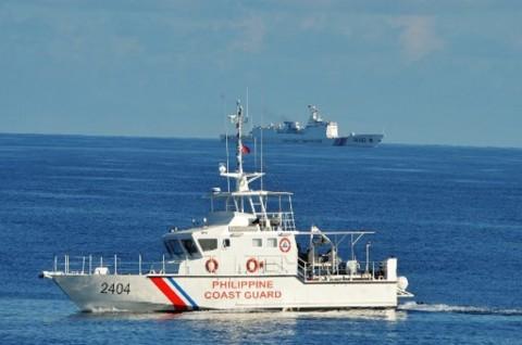 Gunakan Kata-Kata Kasar, Filipina Usir Tiongkok dari Laut China Selatan