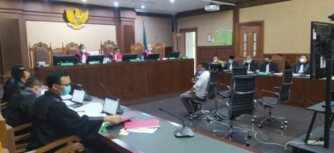 Saksi Mengaku Kembalikan Duit Rp165 Juta dari Penyedia Bansos