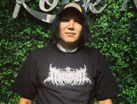 Vokalis Deadsquad Ngaku Pakai Narkoba karena Stres Imbas Pandemi