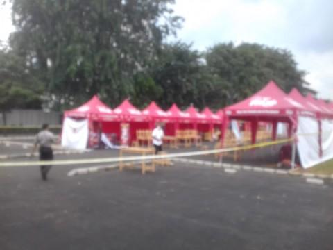 Polisi Usut Konser Musik di Cibis Park Cilandak