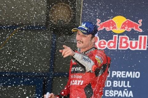 Tercepat di Jerez, Jack Miller Berterima Kasih kepada Ducati