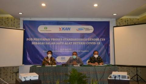 BSN dan UGM Susun SNI untuk GeNose