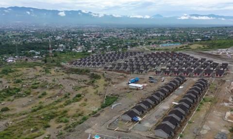 205 Hunian Korban Bencana di Bogor Rampung Dibangun