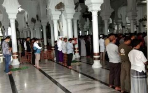 Polisi Ungkap Fakta soal Pengurus yang Mengusir Jemaah Pakai Masker di Masjid: Sudah Sering Ditegur karena Langgar Prokes