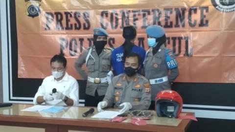 Kisah Asmara Perempuan Pengirim Sate Bersianida dengan Anggota Polisi