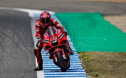 Francesco Bagnaia Pimpin Klasemen Sementara MotoGP usai Seri Jerez