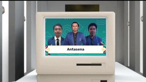 Inovasi Antasena ITS, Pembangkit Listrik Berbasis Biomassa