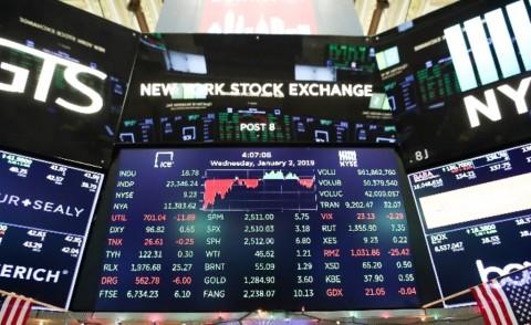 Wall Street Bervariasi, Indeks S&P-Dow Kompak Merekah
