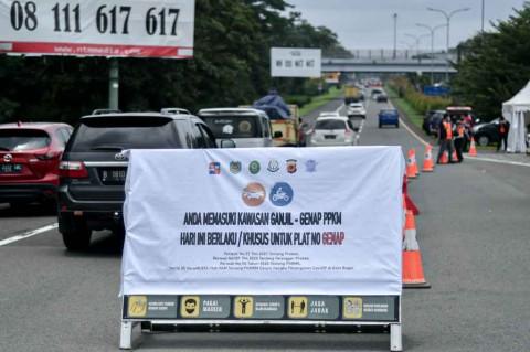 Kota Bogor Bakal Berlakukan Ganjil Genap Menjelang Lebaran