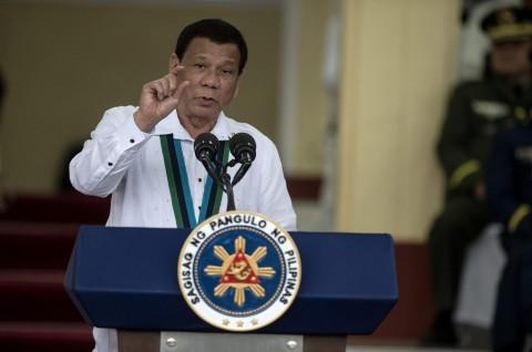 Duterte Kritik Ucapan Kasar Menlu Filipina terhadap Tiongkok