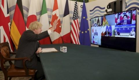 Para Menteri Luar Negeri G7 Bertemu di Inggris, Bahas Apa?