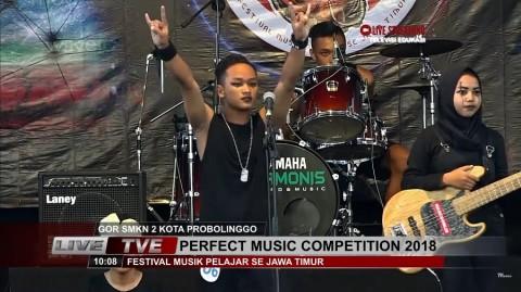Viral! Band Pelajar Probolinggo Bawakan Lagu Flashlight versi Metal, Banjir Pujian Netizen