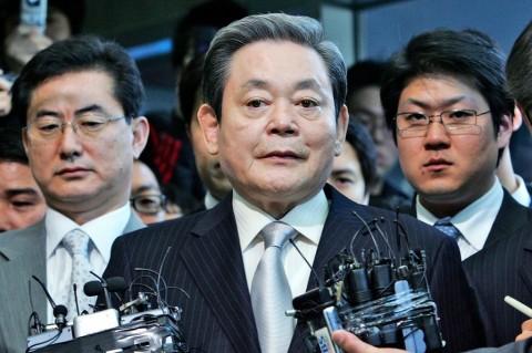 Mendiang Bos Samsung Tinggalkan Pajak Warisan Tinggi