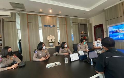 Media Group News-NTMC Polri Mantapkan Persiapan Program Titik Pantau