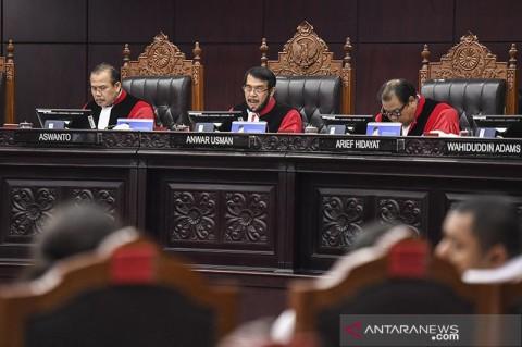 Hakim MK Diharapkan Adil Memutus Uji Materi UU KPK