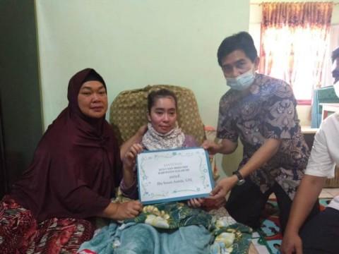 Guru Honorer Asal Sukabumi Lumpuh, Tak Terbukti Gagal Vaksinasi Covid-19