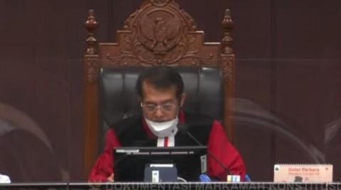 Tok! MK Tolak Gugatan Revisi UU KPK yang Diajukan Agus Rahardjo cs