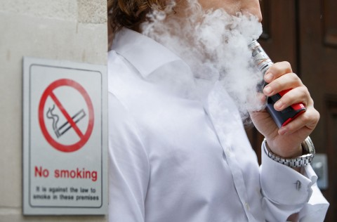 Ahli: 83% Perokok Elektrik Meninggalkan Rokok Konvensional