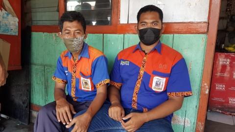 Sejumlah Porter di Cirebon Banting Setir karena Sepi Pemudik
