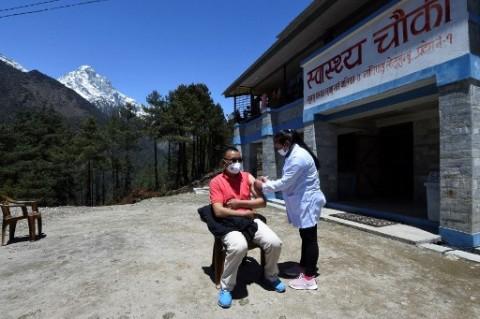 Kasus Meningkat, Nepal Meminta Pertolongan Kiriman Vaksin Covid-19