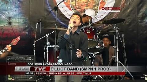 Band-band Pelajar Ini Mendadak Viral, Penampilannya Sukses Mencuri Perhatian
