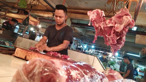 Harga Daging Sapi dan Ayam di Tanjung Pandan Naik Jelang Lebaran