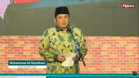 Kementerian Agama Luncurkan Peta Jalan Kemandirian Pesantren