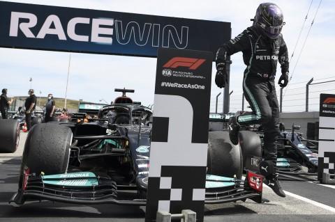 Klasemen Sementara F1 2021 usai Grand Prix Portugal