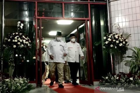 PKS Perkenalkan 'Wajah Baru' ke Prabowo Subianto