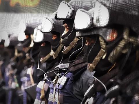 3 Eks Petinggi FPI Ditangkap Densus 88 di Makassar