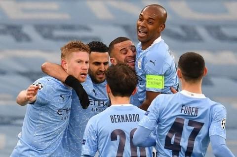 Hancurkan PSG, Manchester City Melenggang ke Final Liga Champions