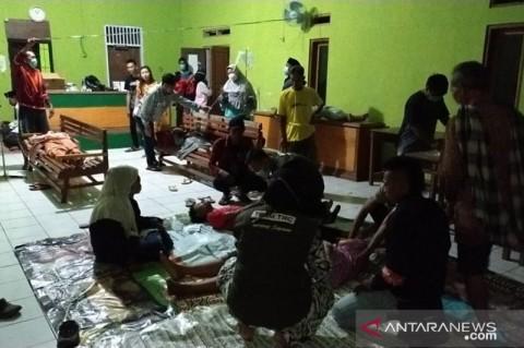Warga Ciangkrek Sukabumi Keracunan Massal