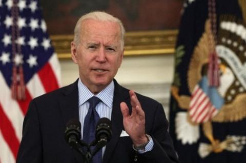 Biden Targetkan 70 Persen Warga AS Sudah Divaksinasi pada 4 Juli 2021