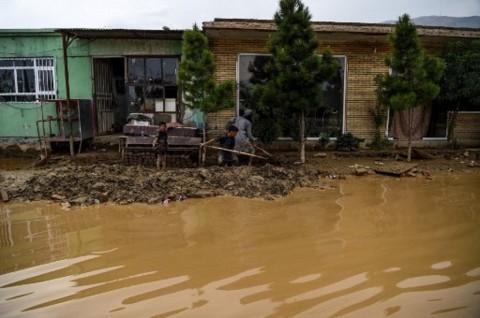 Banjir di 9 Provinsi Afghanistan Tewaskan 37 Orang