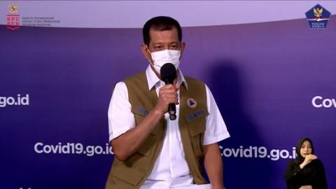 Kasus Aktif Covid-19 di Indonesia Terendah dalam Setahun Terakhir