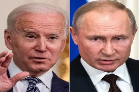 Biden Berharap Bertemu Putin dalam Lawatan Eropa Bulan Depan