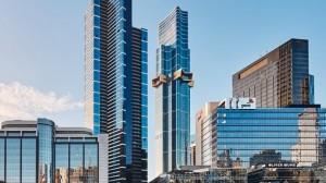 Desain Apartemen Tertinggi yang Dilengkapi Bintang Emas