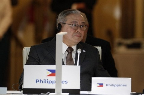 Menlu Filipina Meminta Maaf usai Berkata Kasar kepada Tiongkok