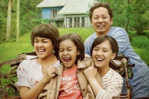 Pembajak Film Keluarga Cemara Divonis 14 bulan Penjara