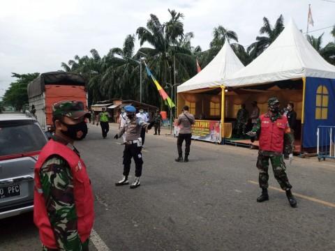 Penyekatan Perbatasan Aceh-Sumut Mulai Berlaku Besok