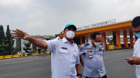 5 Titik Penyekatan di Bandung Masih Penyesuaian
