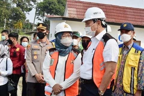 Menko Marves Minta 2 Bendungan di Bogor Selesai Medio 2021