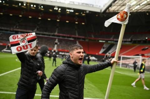 Keluarga Glazer Tolak Minta Maaf pada Suporter Manchester United