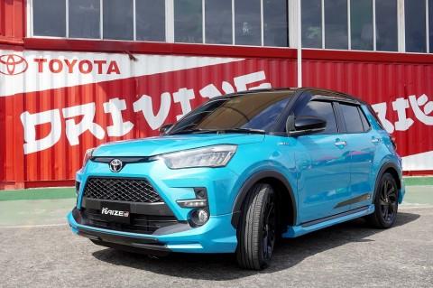 Belum Diluncurkan, Segini Perkiraan Harga Toyota Raize 1.200 cc