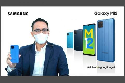 Samsung M12 Sudah Bisa Dipesan, Harga Rp1,8 Juta
