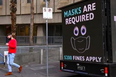 Australia Berupaya Lacak Kasus Misterius Covid-19 di Sydney
