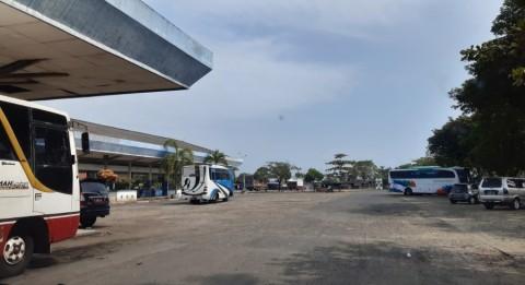 Terminal Bus Jepara Tetap Beroperasi dengan Pembatasan